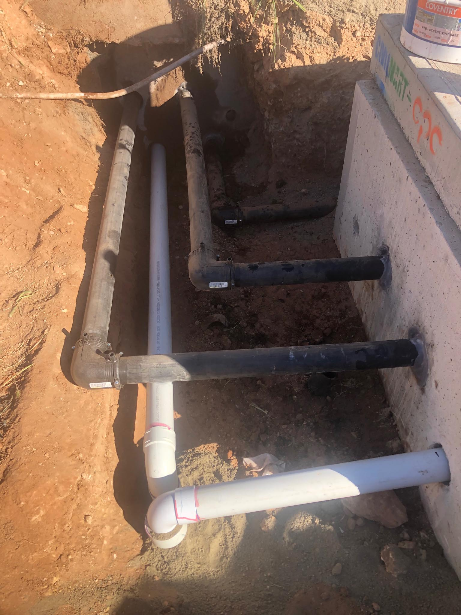 Council Sewer pump station installation in NSW