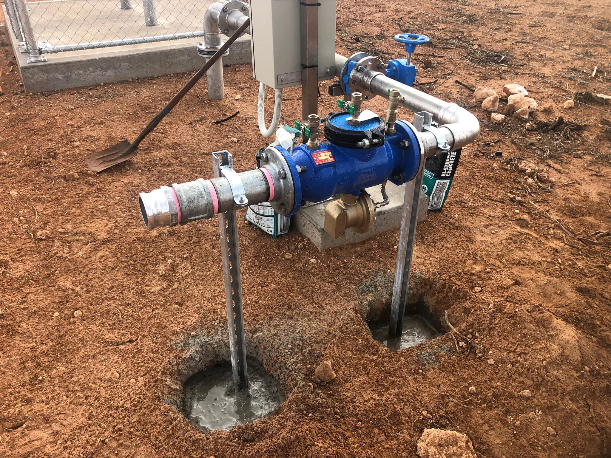 Plumber in Griffith NSW
