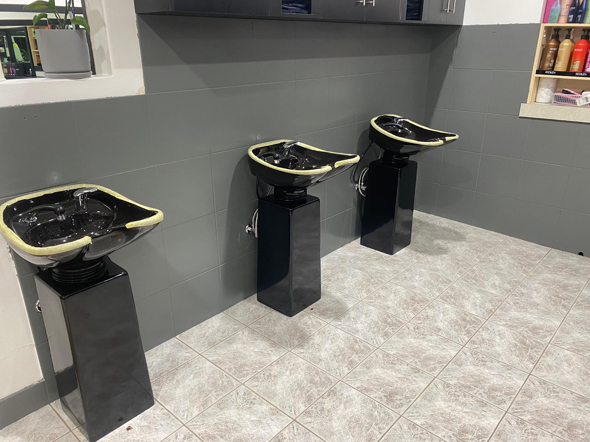 hairdresser upgrade plumber in Griffith NSW